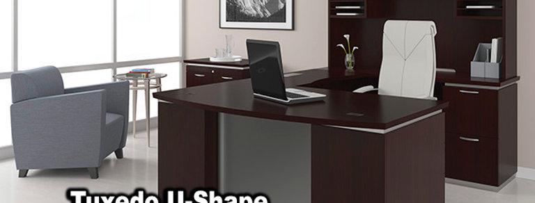 OSP Tuxedo U-Shape Desk
