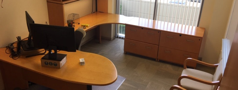 Steelcase Private Offices (Maple)