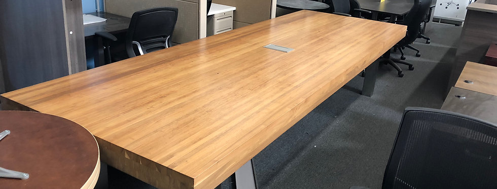 12x4 Conference Table