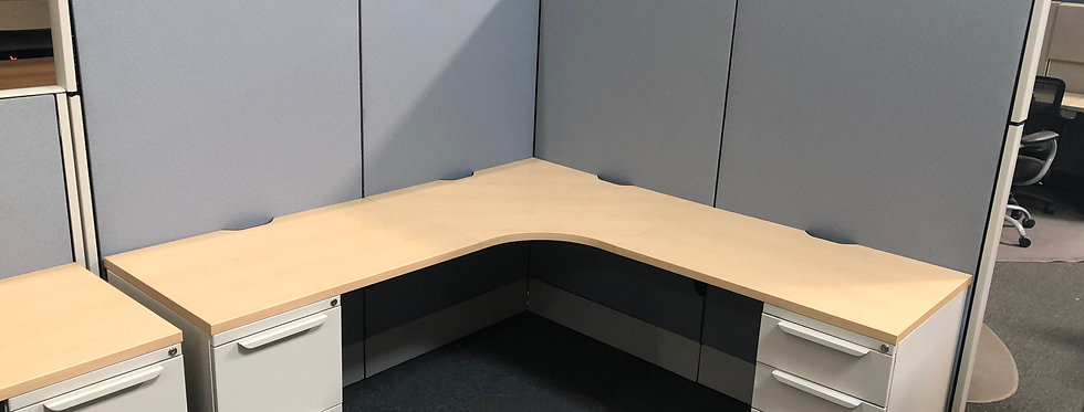 Haworth Premise 6x6 Workstations