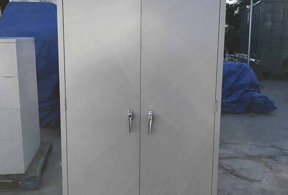 Herman Miller 2 Door Storage Cabinet