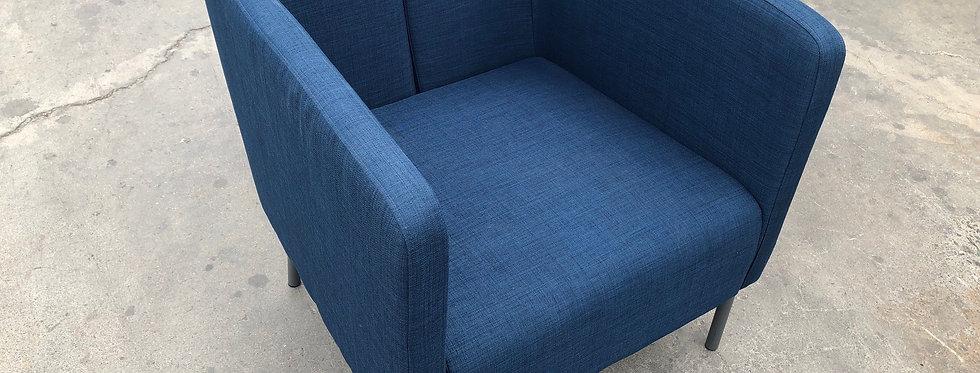 Blue Love Seat