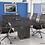 Thumbnail: OSP Tuxedo Conference Table - Grey