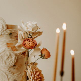 Fall Boho Florals