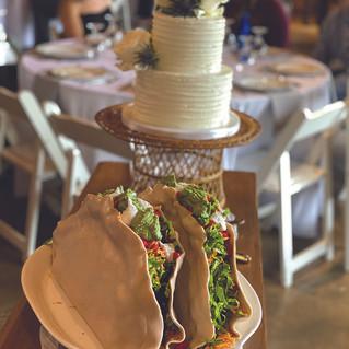 Taco Groom Cake