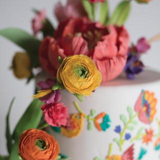 Mexican Fiesta Florals
