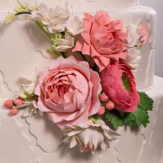 Garden Trellis Florals