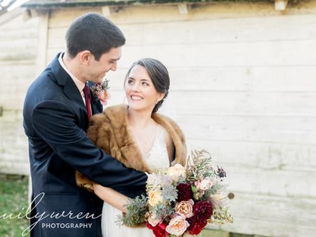 Tricia & Alex's Princeton Wedding