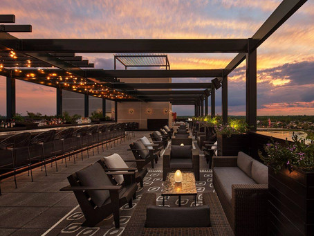 A visit to the new Asbury Hotel
