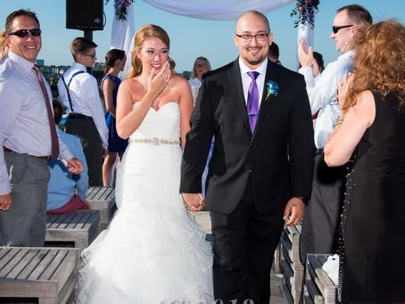 Kait & Alex's Wedding at The Avenue