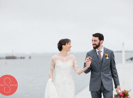 Jenn & Marc's Mallard Island Wedding