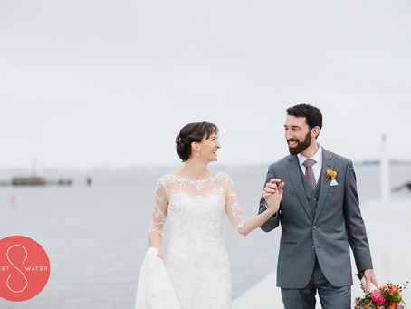 Jenn & Marc's Mallard Island Wedding