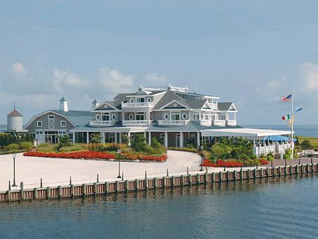 Next stop, Bonnet Island Estate
