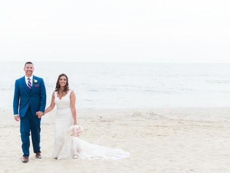 Georgia & Steve's Beach Wedding