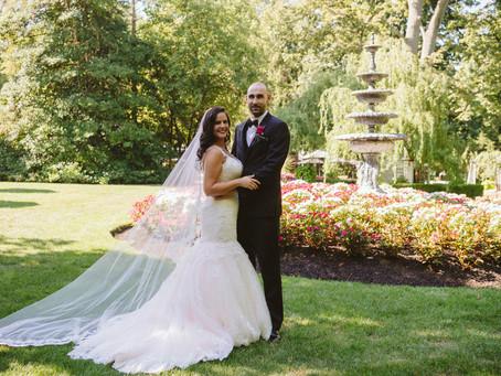 Maurisa & Patrick's August Shadowbrook Wedding