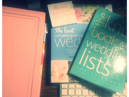 Avoiding Wedding Planning Worrying