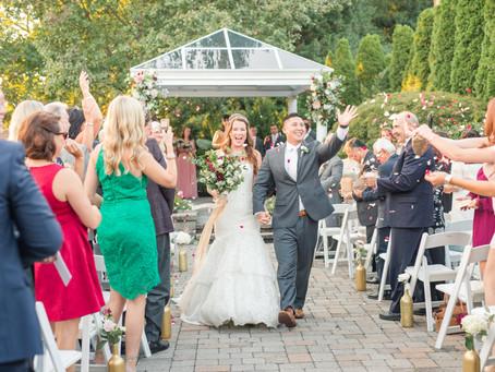 Samantha & James' Wedding at The Mill