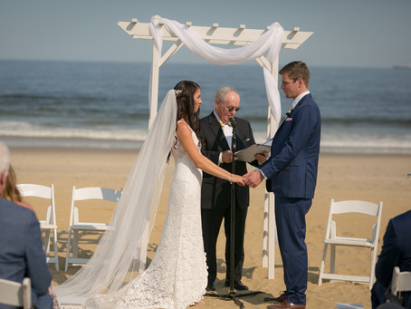 Is a Beach Wedding Ceremony for you?