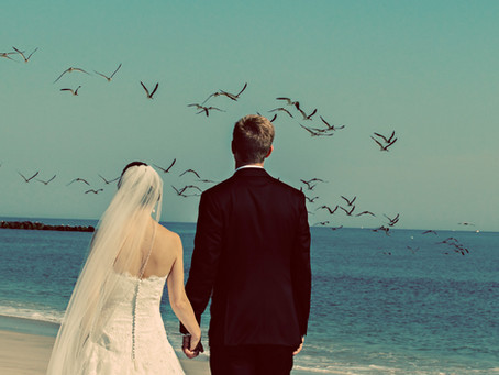 5 Things I would change about my Wedding