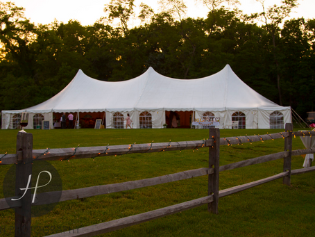 Things to Consider when choosing a Tented Wedding