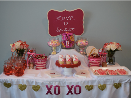 DIY: Creating a Wedding & Party Candy Bar