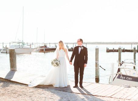 Ryann & Jack's NJ Yacht Club Wedding