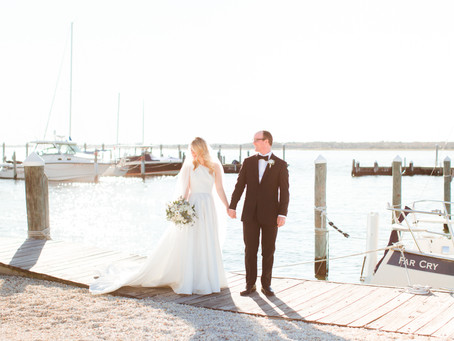 Ryann & Jack's NJ Yacht Club Wedding