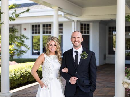 Kelly & Eddie's Wedding, Trump National Golf Club, Colts Neck, NJ