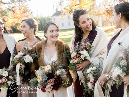 Fall Wedding Favorites