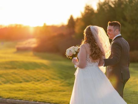 Your wedding changed seasons? No problem!