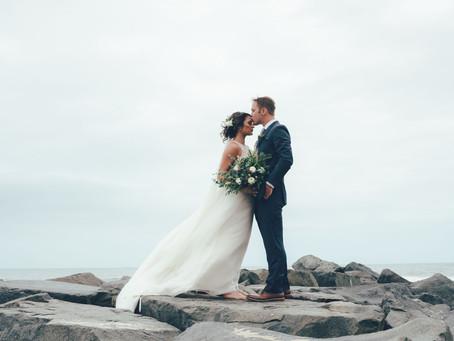 Jessica & Bill's NJ Beach Wedding