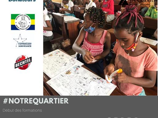 «Programme Notre Quartier » Lancement du programme