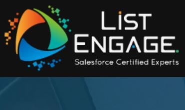 List engage Logo