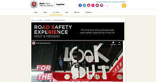 Road Safety Experience Centre based in Kent
