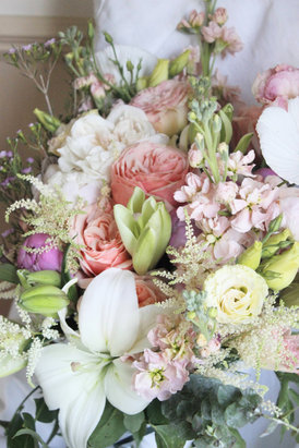 Samantha Bridal Bouquet
