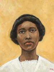Ethel Cuff Black