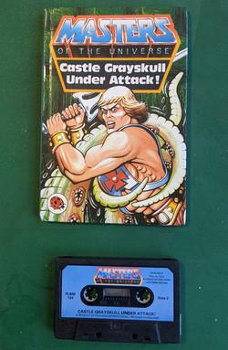 He-Man Book & Tape