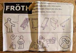 Froth Instructions