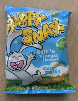 Happy Snax Salt and Vinegar