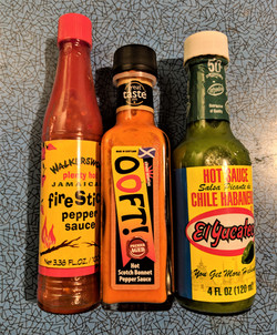 Hot Sauce Collection