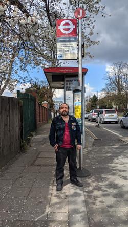 Eli's Clankerman Bus Stop