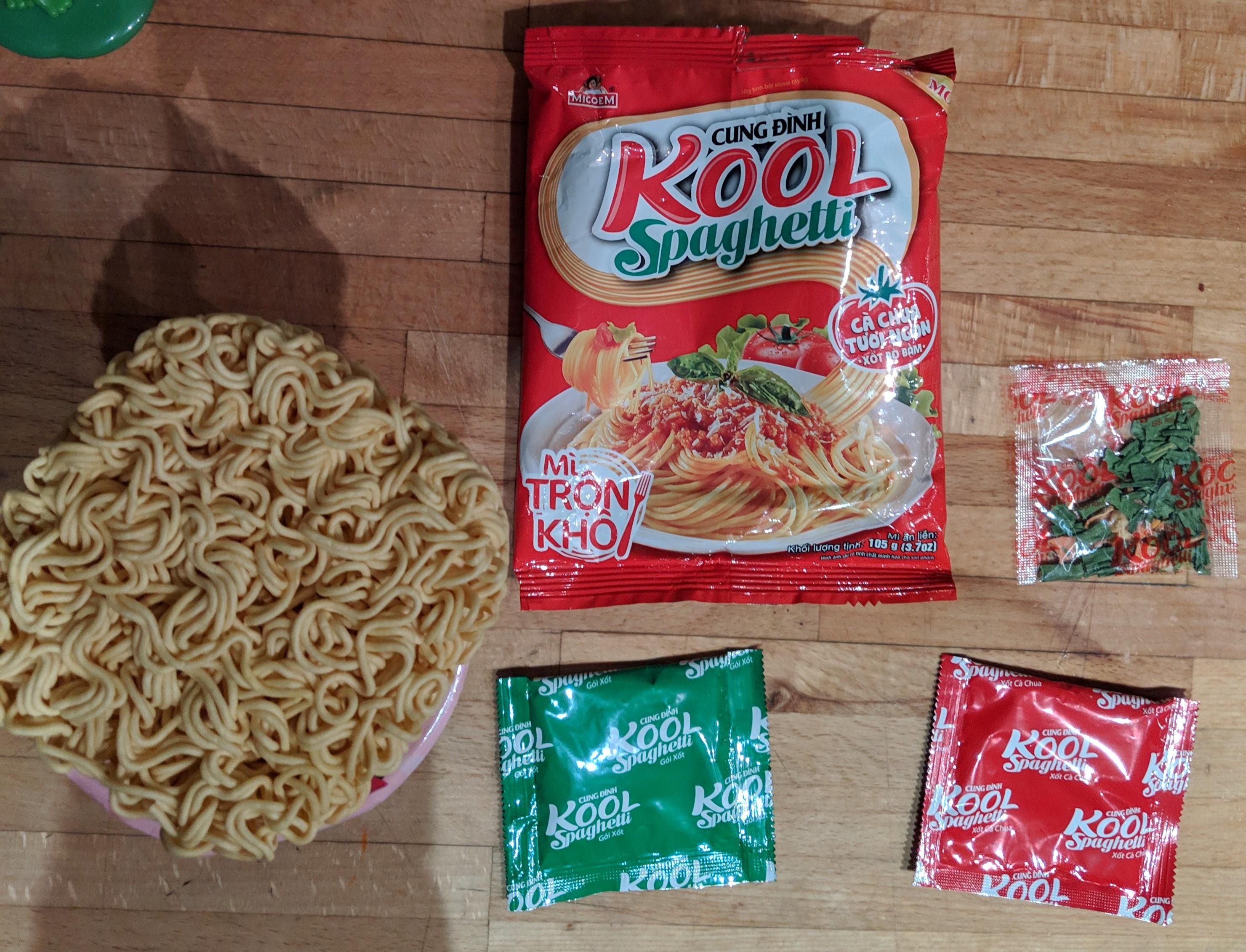 Kool Noodle