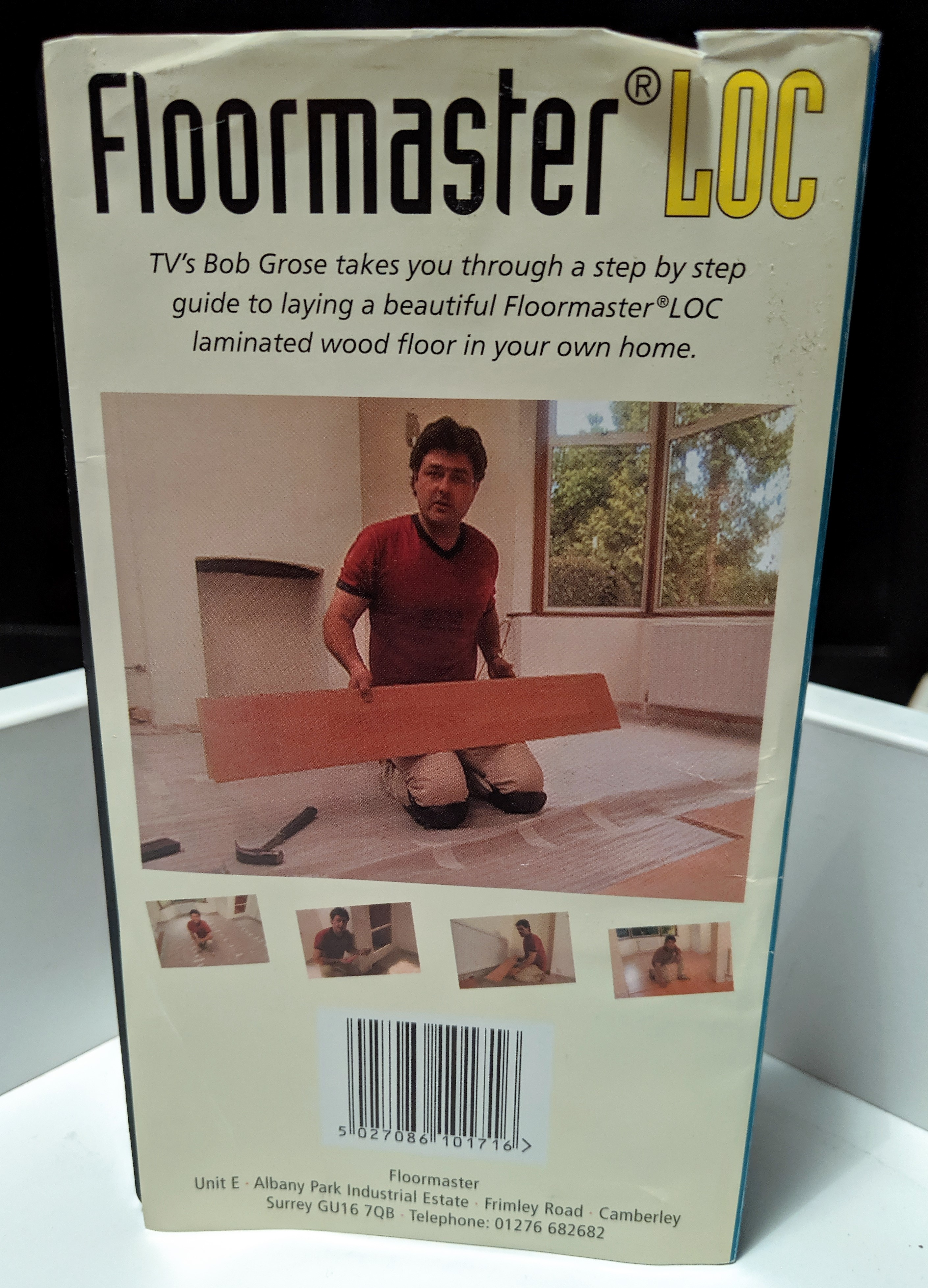 Floormaster LOC Back