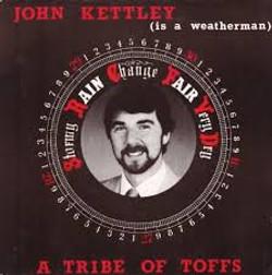 John Kettley is a Weather man