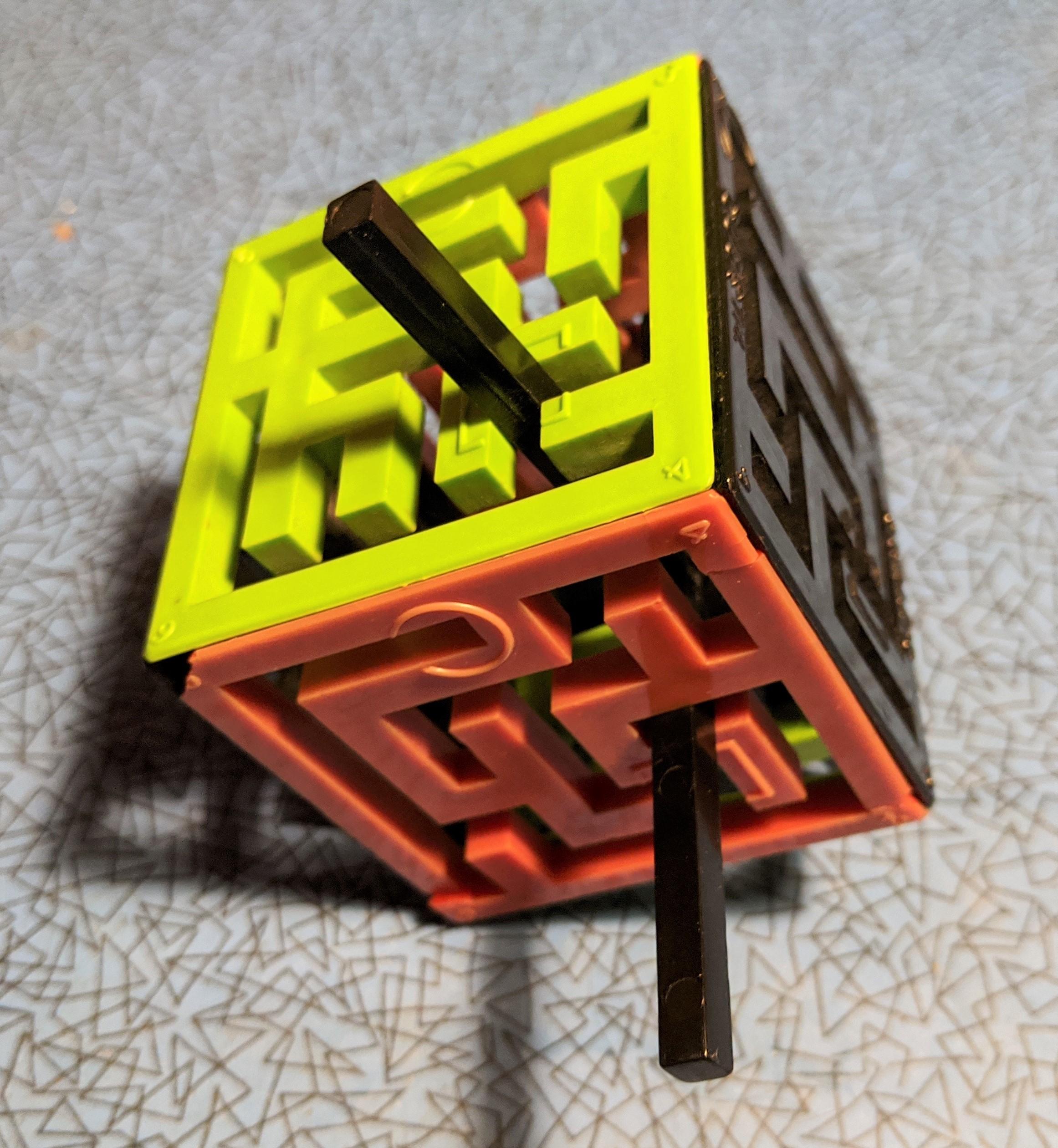 Puzzle Cube 01