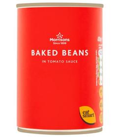 Morrisons Eat Smart Beans
