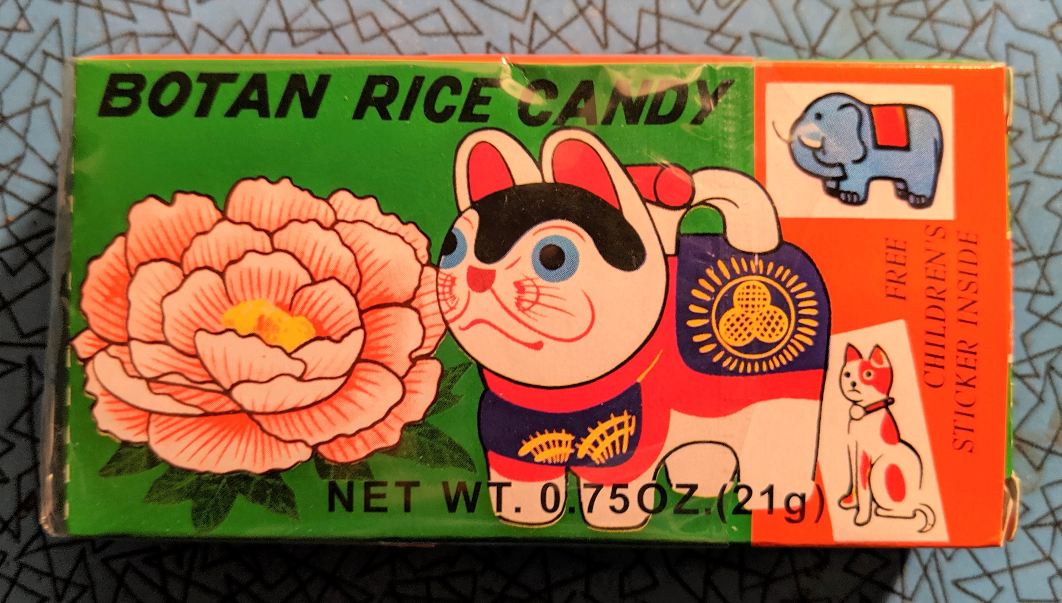 Boton Rice Candy