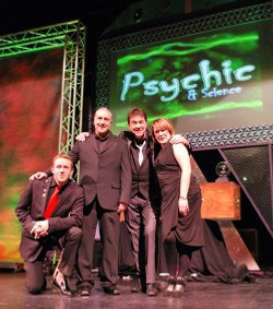 Psychic and Science Team