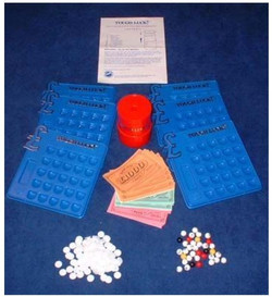 TL game pieces