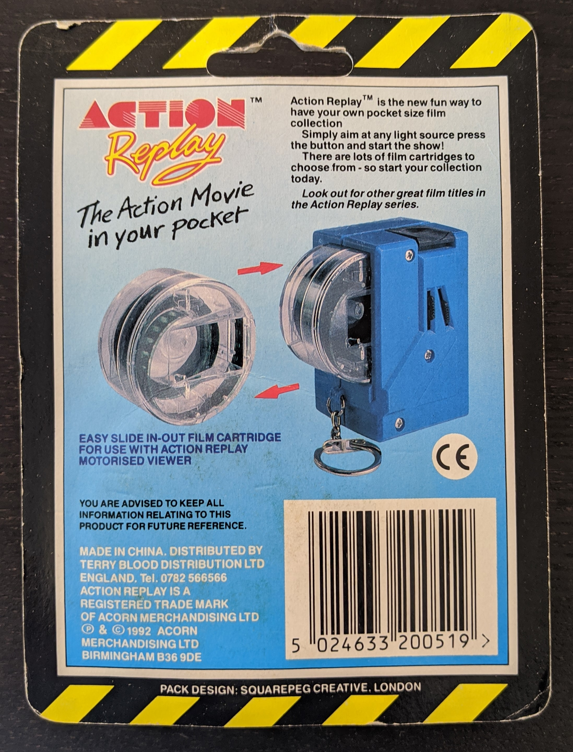 Action Replay Reverse